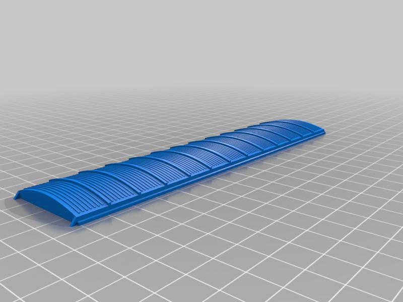 top_v1.png Télécharger fichier STL gratuit Boxcar russe série 11-270, échelle HO • Design pour impression 3D, positron