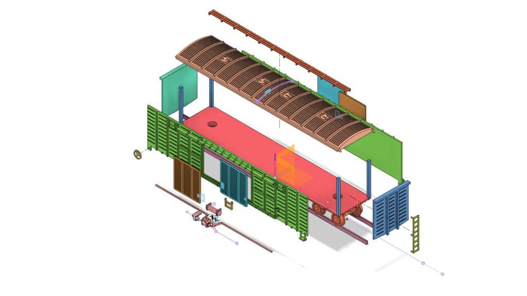 rail_wiper_v32.png Télécharger fichier STL gratuit Boxcar russe série 11-270, échelle HO • Design pour impression 3D, positron