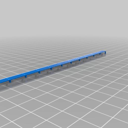 ladder_h.png Télécharger fichier STL gratuit Boxcar russe série 11-270, échelle HO • Design pour impression 3D, positron