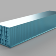 container_orig_2019-Jul-22_08-00-09AM-000_CustomizedView40227941870.png Download free STL file HO scale container 40ft (piko-compatible) • 3D printing object, positron