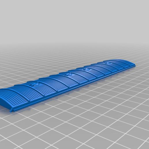 top_v2.png Télécharger fichier STL gratuit Boxcar russe série 11-270, échelle HO • Design pour impression 3D, positron