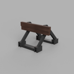 buffer_stop_2019-Jan-24_01-41-56PM-000_CustomizedView17820023399.png Download free STL file HO scale buffer stop • 3D print object, positron
