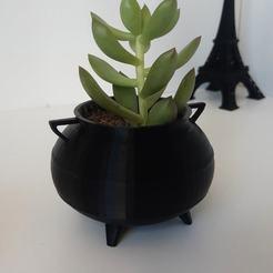 Télécharger objet 3D Vase Chaudron / pot, vitormedeirosdev88