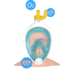 Download 3D printer designs Valve Respirator Mask, angusruiz93