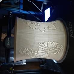 20200413_070525.jpg Télécharger fichier STL LAMPE LITHO FLAMANDE • Design à imprimer en 3D, juliansgm94