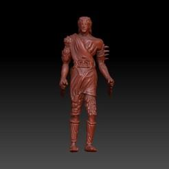 Ajax.jpg Download OBJ file Human Rogue  • 3D printable model, VnBArt