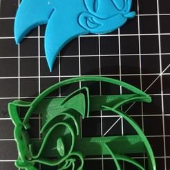 IMG_20201007_170751.jpg Download STL file Sonic Cookie Cutter • 3D print design, cesarlua92