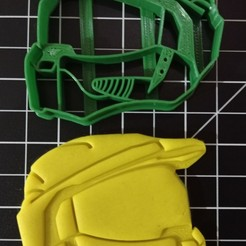 IMG_20201017_164105.jpg Download STL file Halo Chief Cookie Cutter • 3D printer object, cesarlua92