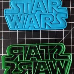 IMG_20201001_152936.jpg Download STL file Star Wars Logo Cookie Cutter • 3D print design, cesarlua92