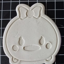 IMG_20201106_145329.jpg Download STL file Tsum Tsum Daisy Cookie Cutter • 3D printing object, cesarlua92