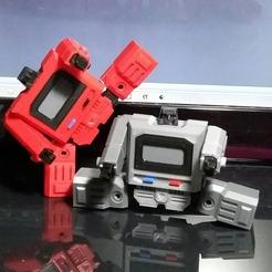 Descargar STL Los transformadores vigilan a Takara, chiu_creative