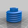Télécharger fichier STL gratuit Spoolholder • Plan à imprimer en 3D, Irondad