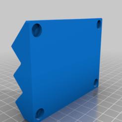 HexBit3x6.png Télécharger fichier STL gratuit 3x6 HexBit Holder magnétique • Plan imprimable en 3D, Irondad