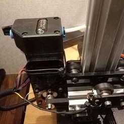 IMG_20190406_041908.jpg Download free STL file End stop bracket • Design to 3D print, THRMLstudios