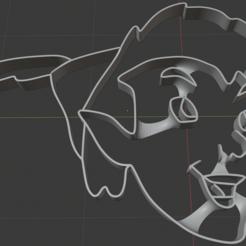 Capture peter pan.PNG Télécharger fichier STL Emporte pièce Peter Pan • Design à imprimer en 3D, Gwenitora
