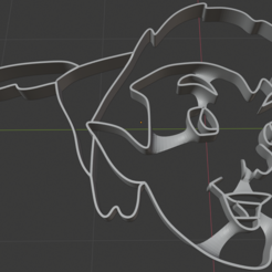 Capture peter pan.PNG Download STL file Punch Peter Pan • 3D printable template, Gwenitora
