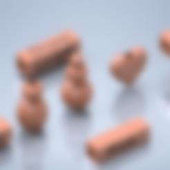 Download free 3D printer designs Bracelet and accessories, Rgc-3D