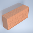 Download free STL file Lamp with name • Object to 3D print, Rgc-3D