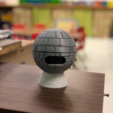 Télécharger fichier impression 3D gratuit Echo Dot 2 Stand de l'étoile de la mort, BigRed3234