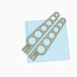 Suporte Vertical.png Download free STL file Suporte vertical • Model to 3D print, silkrassilkras