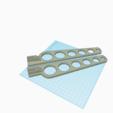 Suporte Vertical(1).png Download free STL file Suporte vertical • Model to 3D print, silkrassilkras