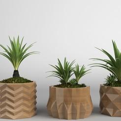 Download 3D printer designs Plant Collection Set, mmezz1