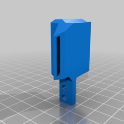 Download free 3D printing designs Formbot Raptor V1 fan duct, Nilssen3DService