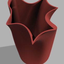 vase44.png Download free STL file N3DS Vase3 • 3D printing model, Nilssen3DService