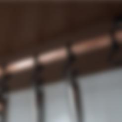 pan_hanger_hook.stl Télécharger fichier STL gratuit Porte-poêles de cuisine • Modèle pour impression 3D, fotorius