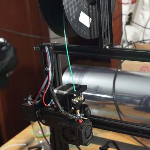 Direct_Drive.jpg Télécharger fichier STL gratuit Ender 3 Direct Drive • Design imprimable en 3D, fotorius