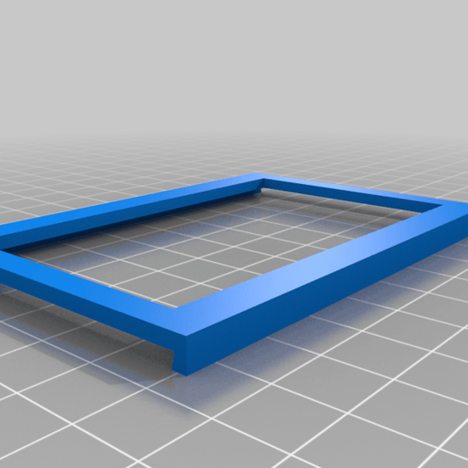 lid.png Download free STL file Magnet Thermal Picture Frame • 3D print model, fotorius