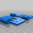 4852112484bb88a1726648c6a6db7a23.png Download free STL file M3 Reinforced Hinge • 3D printable design, EnginEli