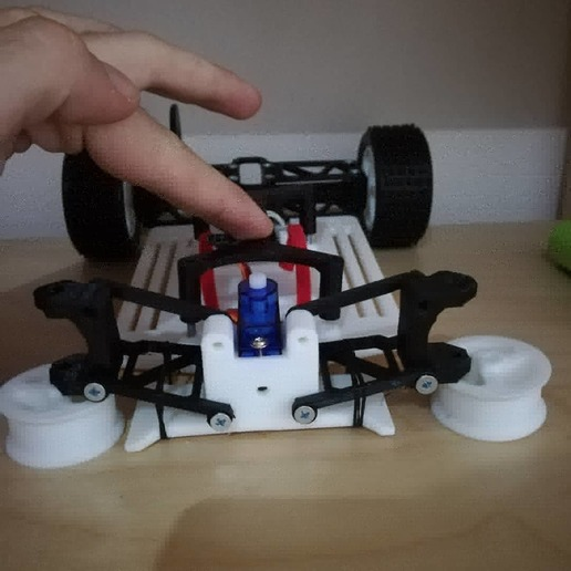 IMG_20190709_112055_061.jpg Download free STL file CARduino (1:18 arduino based RC car) • Template to 3D print, EnginEli