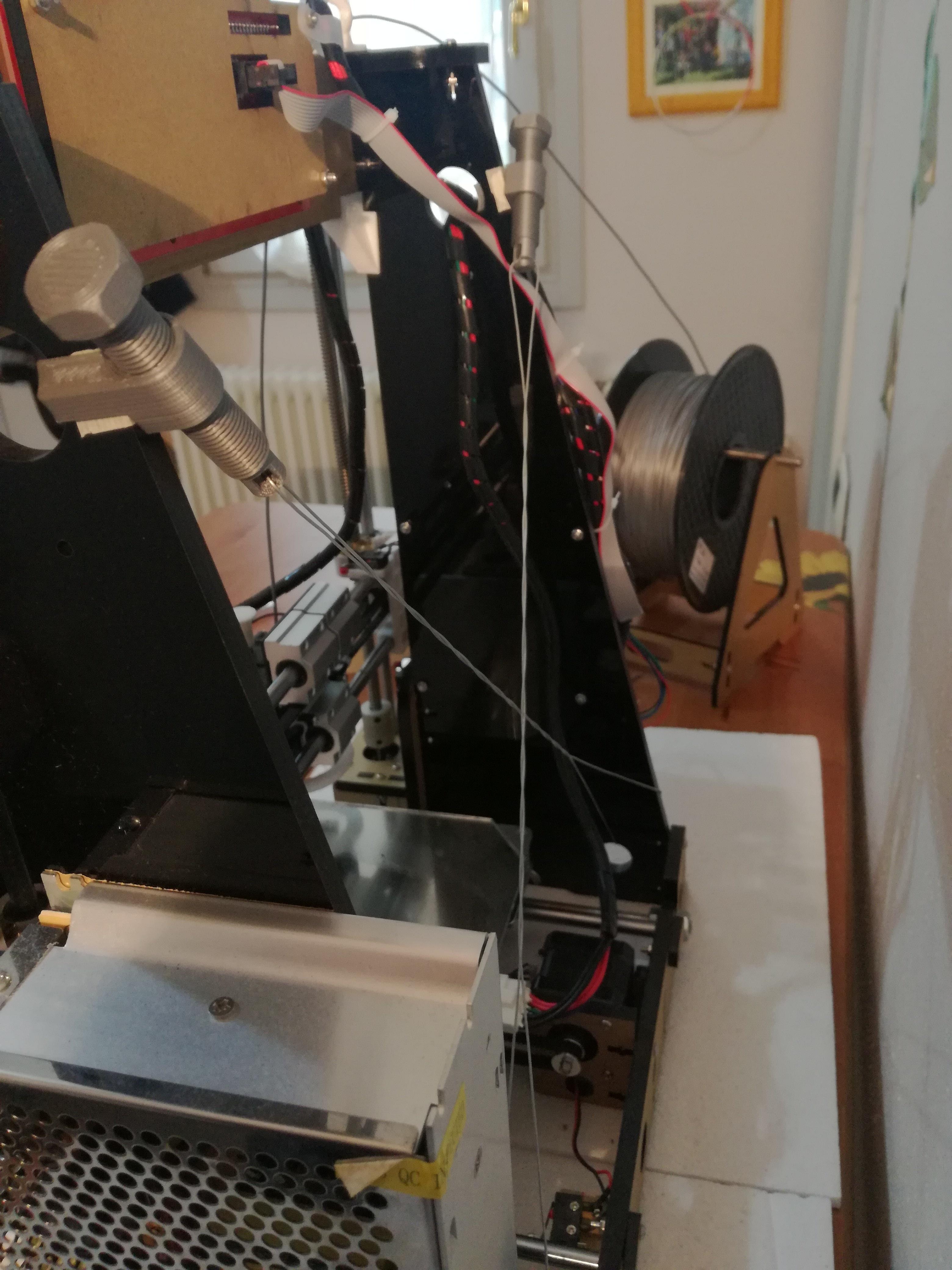 IMG_20181101_143330.jpg Télécharger fichier STL gratuit Anet (A8) ultimate frame tensioners (absorbeurs de vibrations et de bruit) • Design à imprimer en 3D, EnginEli