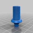 Télécharger fichier impression 3D gratuit Support de ponçage à anneau de bois pour outil rotatif, EnginEli