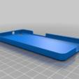 Download free 3D printing files Minimal Huawei P9 lite cover, EnginEli
