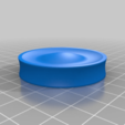 Download free 3D printing models Mini zippable flying disc, EnginEli