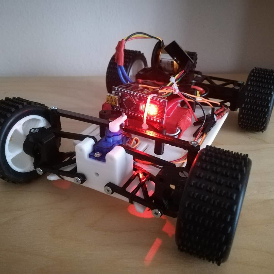 IMG_20190712_193613_397.jpg Download free STL file CARduino (1:18 arduino based RC car) • Template to 3D print, EnginEli