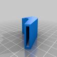 Télécharger plan imprimante 3D gatuit Modernisation du conduit du ventilateur de refroidissement Anet A8, EnginEli