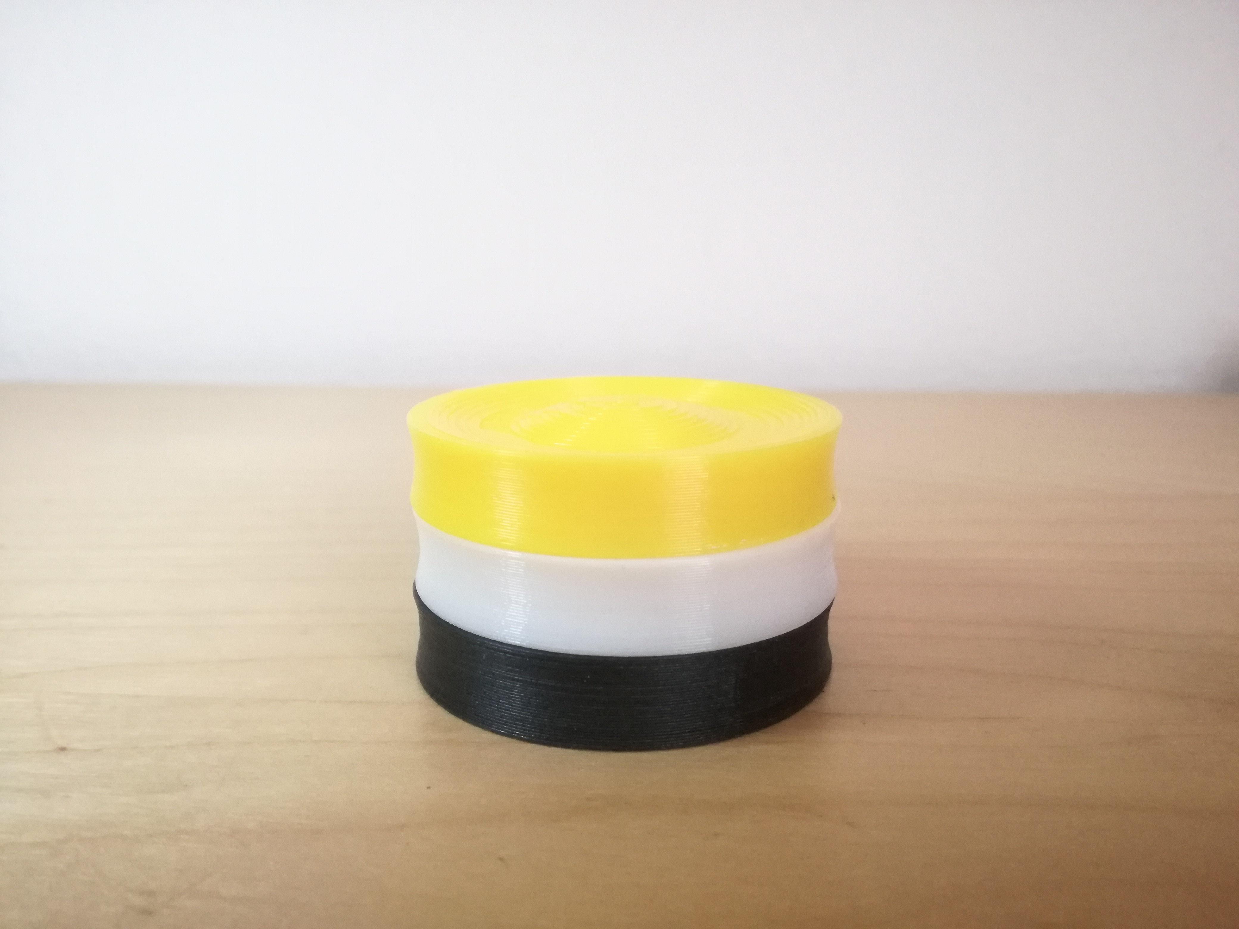 IMG_20190822_105434.jpg Télécharger fichier STL gratuit Mini disque volant zippable • Modèle à imprimer en 3D, EnginEli