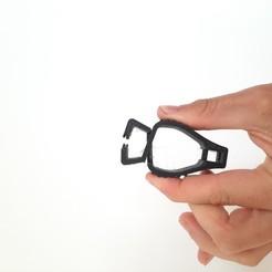 20200716_143016.jpg Download STL file glove clips, Glove Guard • 3D printable design, AIRELLES