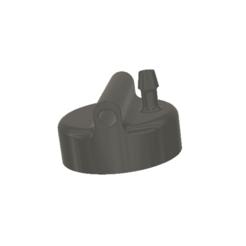 Download 3D printer templates Manual pump plug Burgdorf, AIRELLES