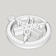 Descargar archivo 3D gratis Llavero fijo de Yamaha, Bakefy