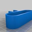 battery_holder.png Download free STL file Snap on Battery Holster • 3D printing design, Bakefy