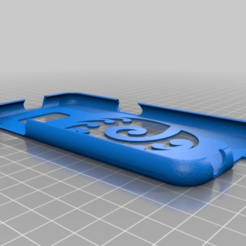 s6_zerg.png Download free STL file Samsung Galaxy S6 Cases • 3D printer object, Bakefy