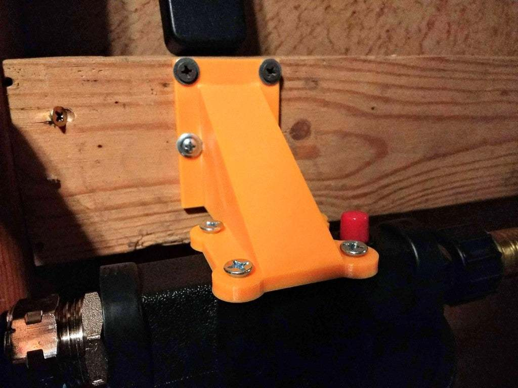 IMG_20190106_191013247.jpg Download free STL file Water Filter Mount • Model to 3D print, Bakefy
