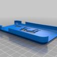 Descargar diseños 3D gratis Caso Pitbull Nexus 4, Bakefy