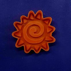 137377538_3739546899398836_1990601958766090008_n.jpg Download STL file King Lion Cookie Cutter • Model to 3D print, Cortantesparagalletitas