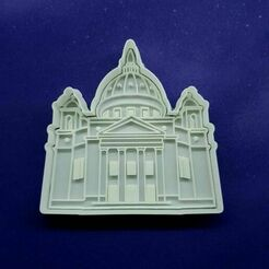 137287051_402796710956126_7605036098054059200_n.jpg Download STL file Our Lady of Itati Cookie Cutter for Basilica Church Cookies • 3D printer design, Cortantesparagalletitas