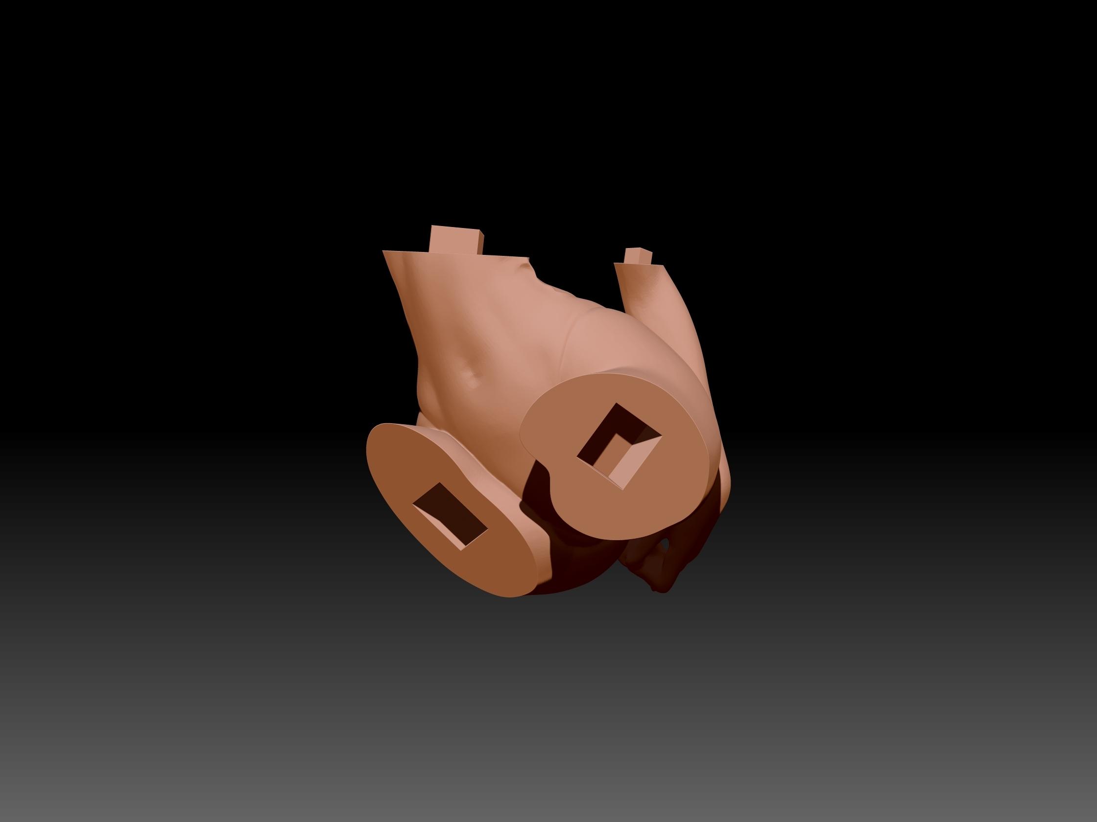 ZBrush Document4.jpg Download STL file one piece tashigi • Design to 3D print, Geraldart